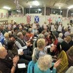 100yr Commemoration Evening - 10th November 2018.