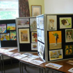 Local artists exhibition 2010.
