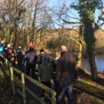 Rixton Claypits in all its glory on a sunny morning guided walk - 7th Jan 2018.