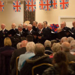 Irlam Male Voice Choir - 100yr Commemoration Evening - 10th November 2018.