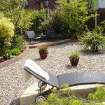 Meditteranean style garden - 2010.