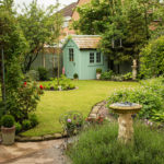 Quirky sheds add to a garden's appeal - 2014.