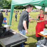 BBQ food and a range of other hot and cold refreshments are on offer throughout the Carnival.