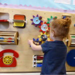 Just one piece of a range of quality equipment in the Pre-school room.