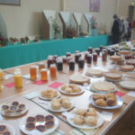Annual Village Show held at the Community Hall