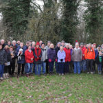 Winter Guided Walk hosted by the Community Plan Group - Jan 2019.